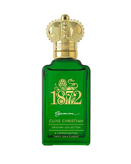 Clive Christian Twist Collection 1872 Geranium Masculine, 1.7 oz./ 50 mL