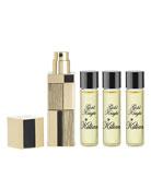 Kilian Gold Knight Travel Spray with its 4