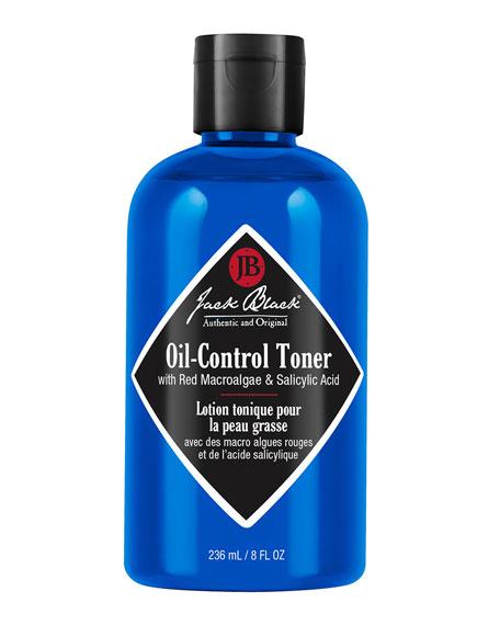 Jack Black Oil Control Toner with Red Macroalgae and Salicylic Acid