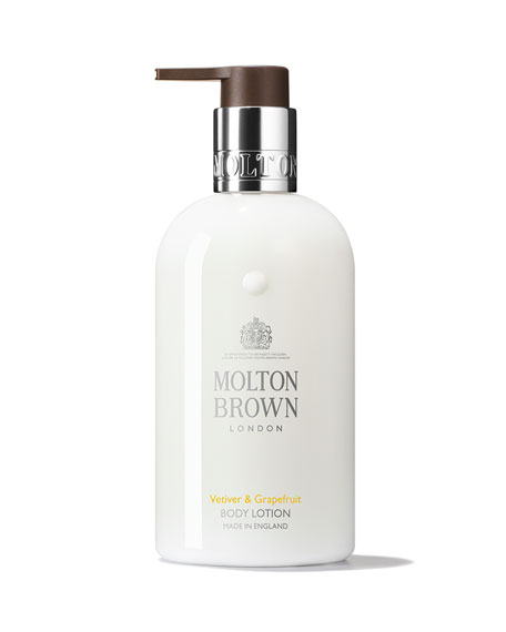 Molton Brown Vetiver & Grapefruit Body Lotion, 10 oz./ 300 mL