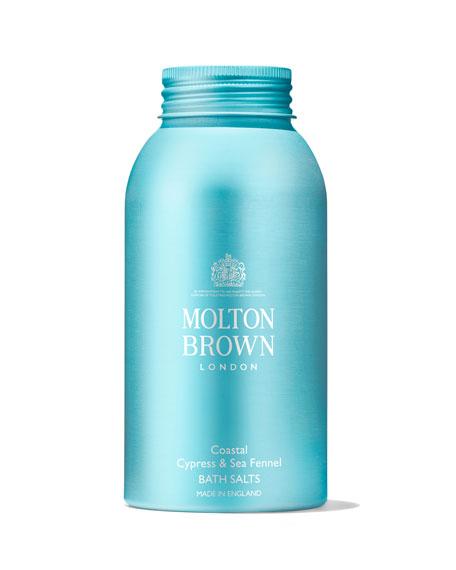 Molton Brown Coastal Cypress & Sea Fennel Bath Salts