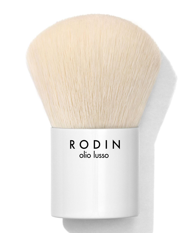 RODIN OLIO LUSSO Limited Edition Mermaid Collection Luxury Kabuki Makeup Brush