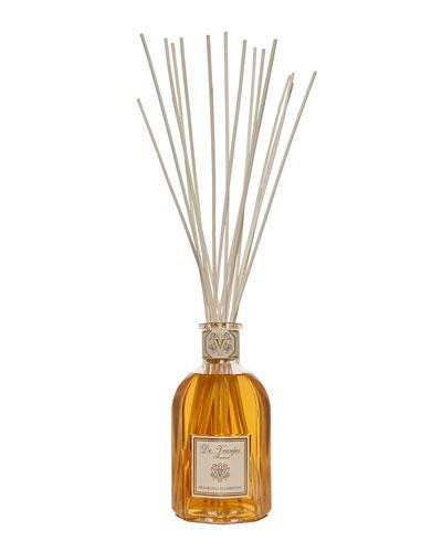 Ambra Vase Glass Bottle Home Fragrance, 85 oz./ 2500 mL
