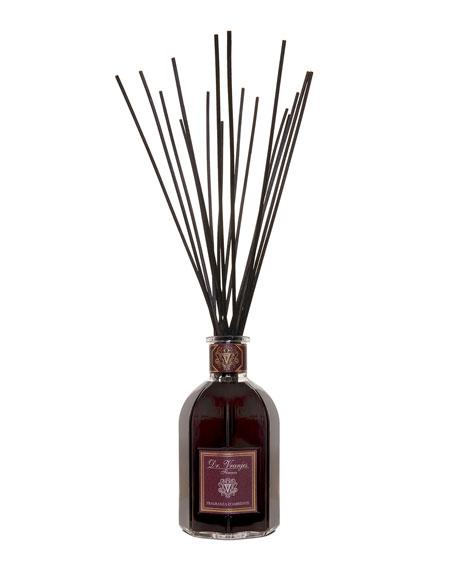 Dr. Vranjes Firenze 8.5 oz. Rosso Nobile Vase Glass Bottle Collection Fragrance