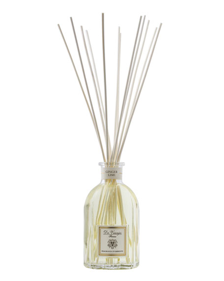 Dr. Vranjes Firenze 8.5 oz. Ginger Lime Glass Bottle Home Fragrance
