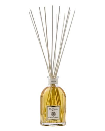 Ambra Glass Bottle Home Fragrance, 8.5 oz./ 250 mL