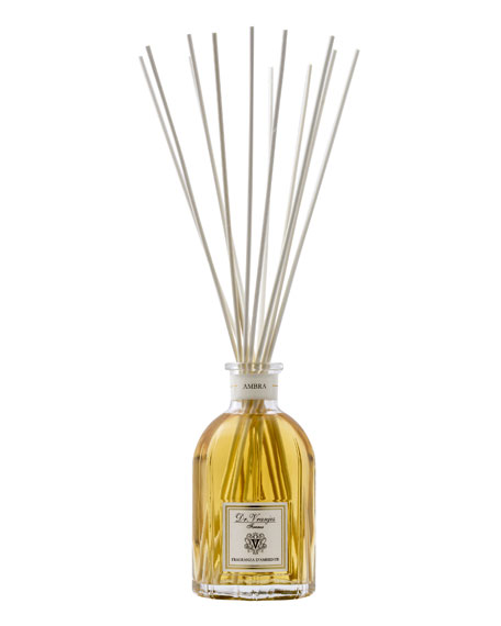 Dr. Vranjes Firenze 16.9 oz. Ambra Glass Bottle Home Fragrance