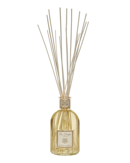 Dr. Vranjes Firenze 169 oz. Ginger Lime Vase Glass Bottle Home Fragrance