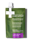 Ernest Supplies Soap Free Gel Face Wash Tech