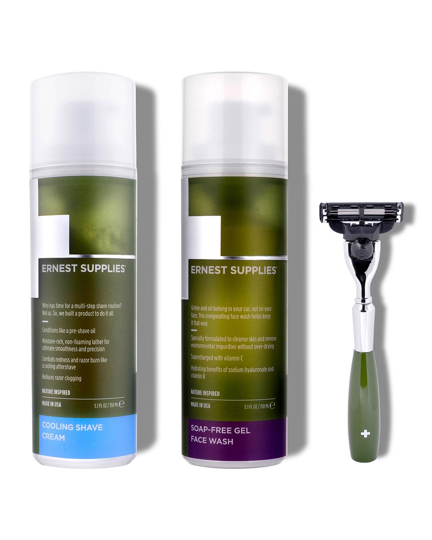 Clean Shaven Essentials Kit