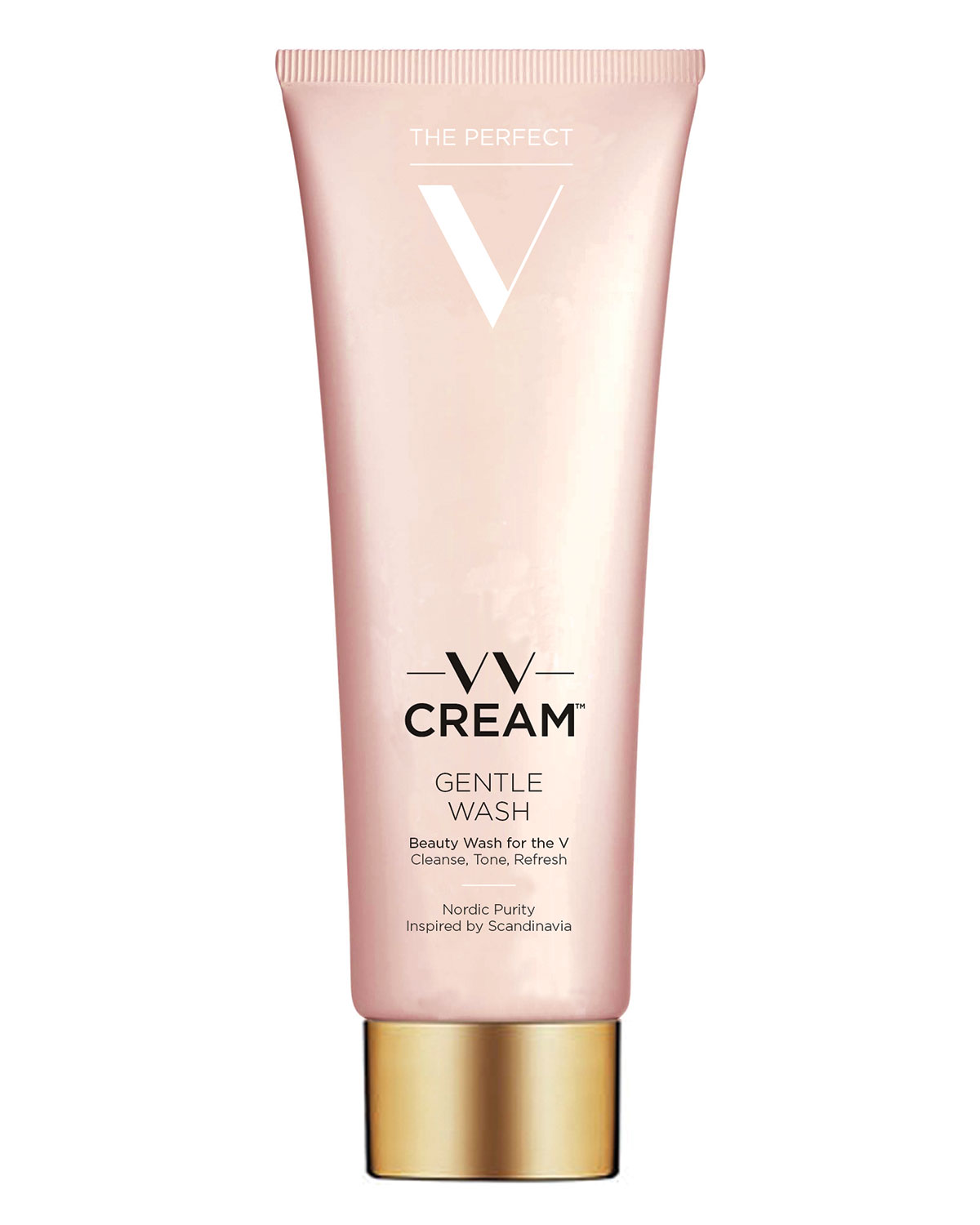 THE PERFECT V Vv Cream Gentle Wash, 3.4 Oz./ 100 Ml