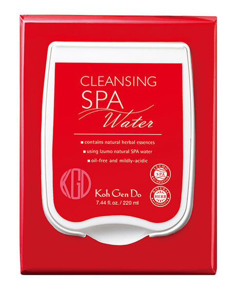 Koh Gen Do Cleansing Water Cloth – 40-Pack