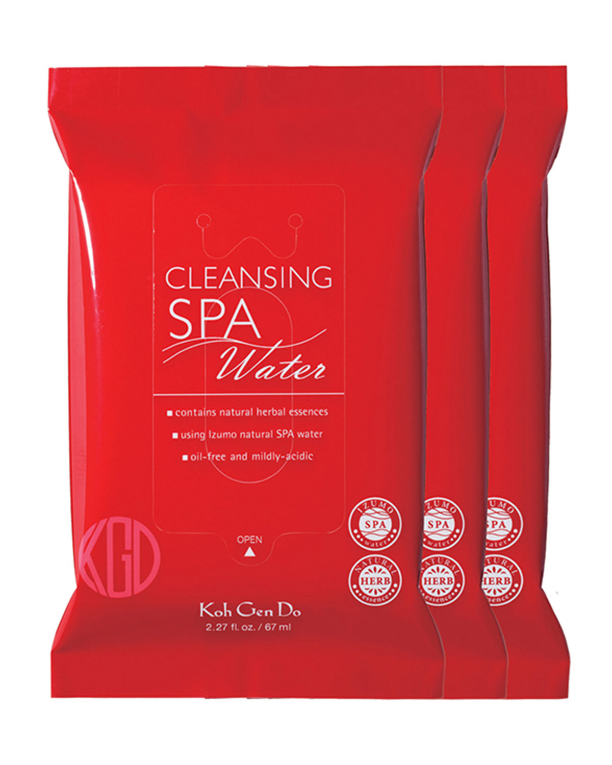 Cleansing Water Cloth