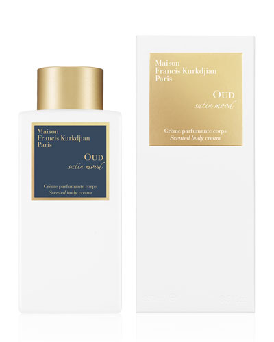 OUD satin mood Scented Body Cream, 8.5 oz./ 250 mL