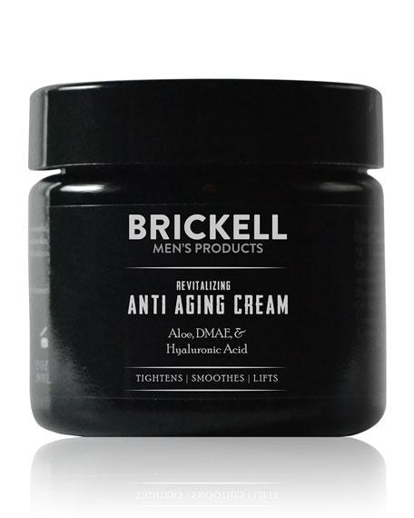 Brickell Men's Products 2 oz. Revitalizing Anti-Aging Cream
