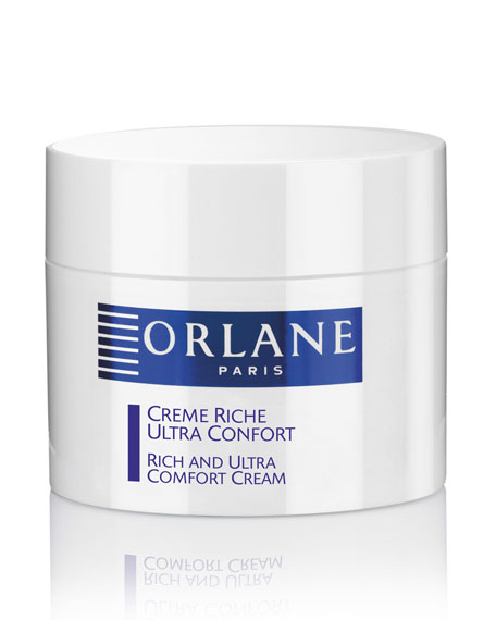 Orlane Rich and Ultra Comfort Cream