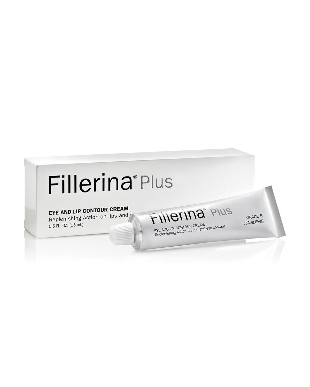 FILLERINA Eye And Lip Contour Cream Grade 5, 0.5 Oz. / 15Ml