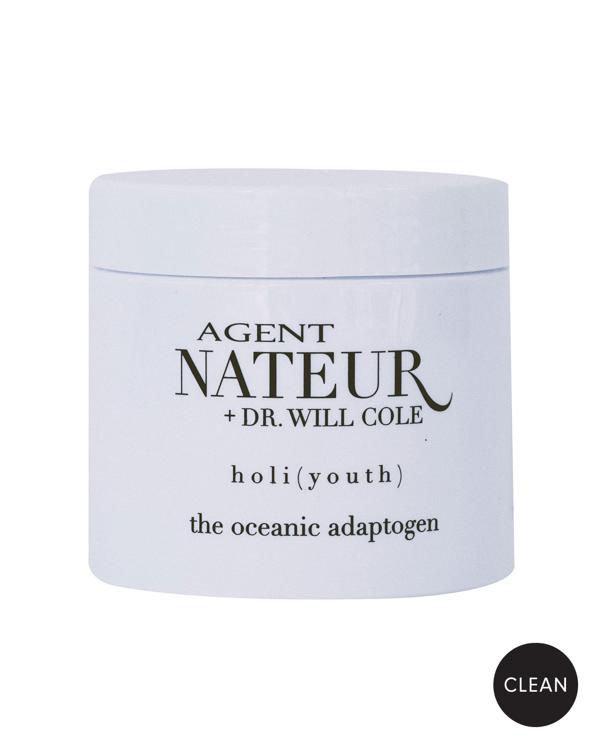 AGENT NATEUR + Will Cole Holi (Youth) Supplement - The Ocean Adaptogen