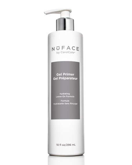 NuFace Hydrating Leave-On Gel Primer, 10 oz./ 296 mL