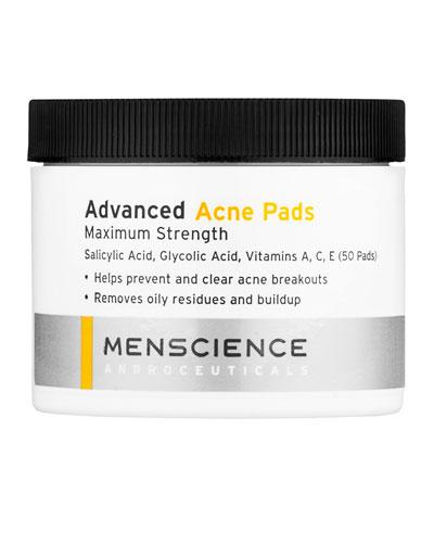 Advanced Acne Pads, 50 Pads