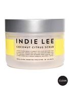 Indie Lee Coconut Citrus Body Scrub, 8 oz./