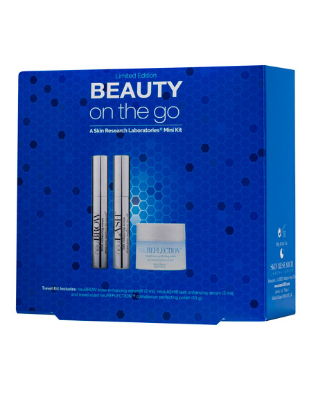 NeuLash by Skin Research Laboratories Beauty on the Go Mini Kit