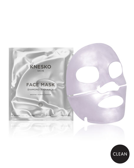 Knesko Skin Diamond Radiance Face Mask (4 Treatments)