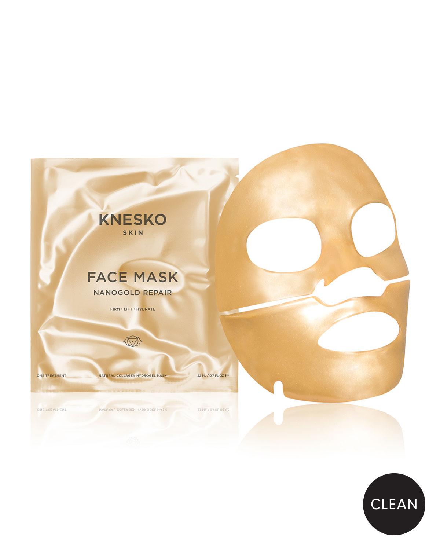 Nanogold Repair Face Mask (4 Treatments)