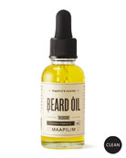 Maapilim Beard Oil - Grapefruit & Lavender, 1.0