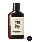 Maapilim Beard Wash - Cedar, Citrus & Lavender,