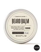 Maapilim Beard Balm - Grapefruit & Lavender, 1.7