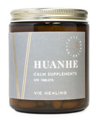 Vie Healing Huanhe Calm Adaptogenic Supplements, 120 Tablets