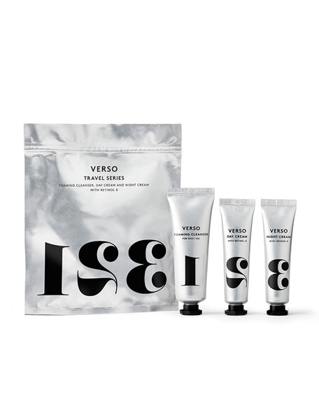 Verso Travel Series ($78 Value)