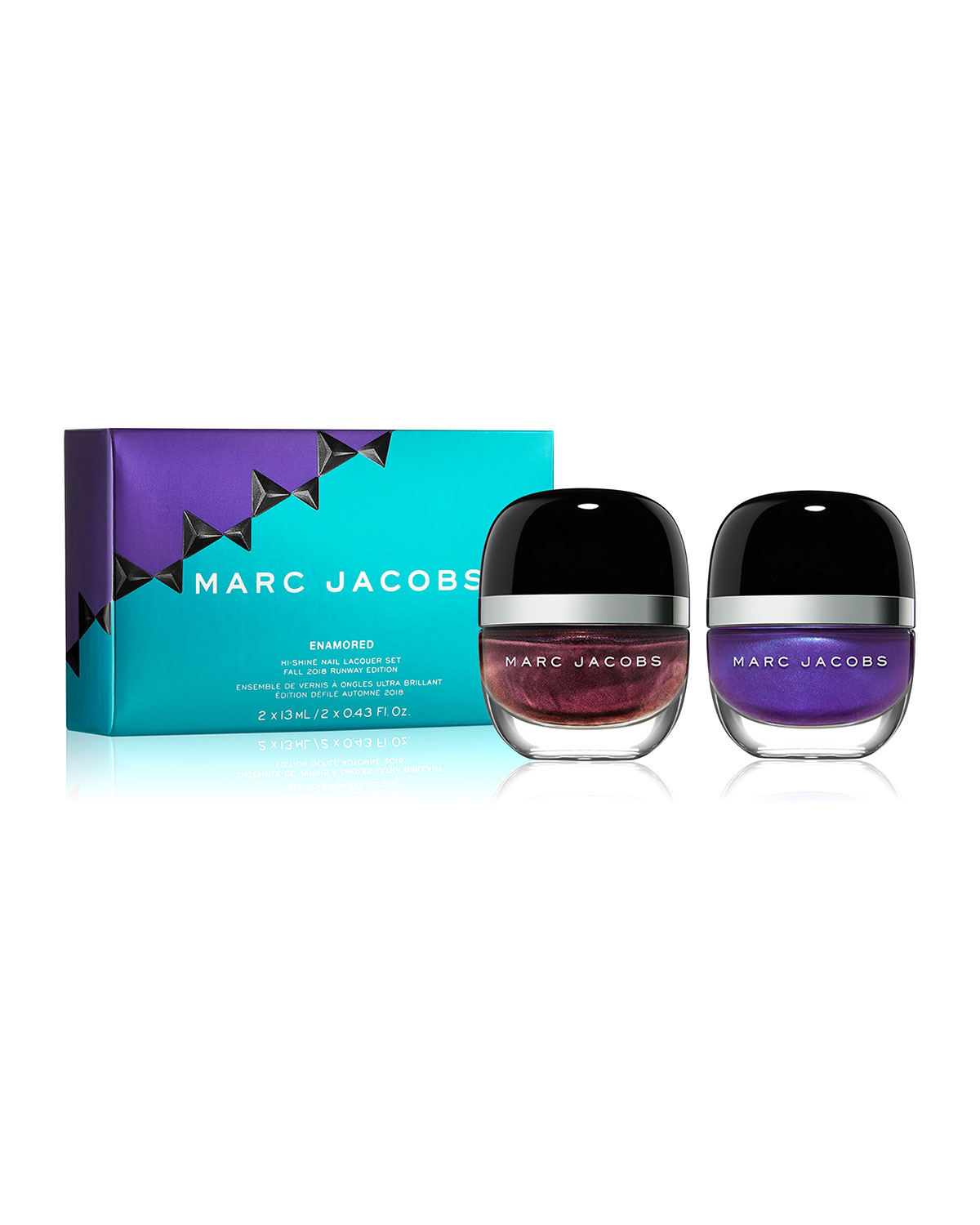 Marc Jacobs Enamored Hi-Shine Nail Lacquer Set