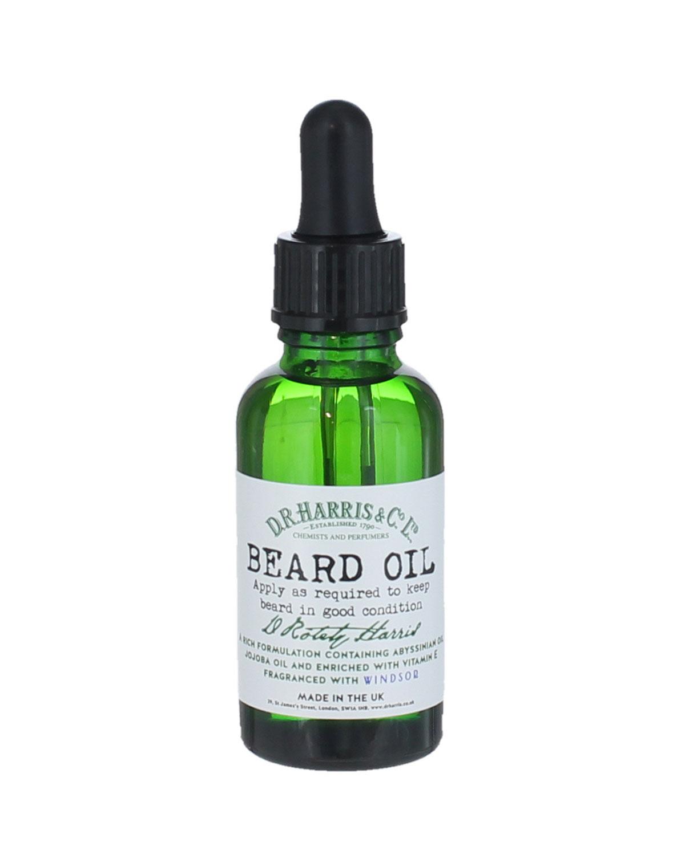 D.R. HARRIS & CO. Beard Oil (Fragranced With Windsor)