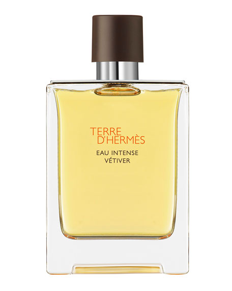 Hermès Terre d'Herm&#232s Eau Intense V&#233tiver Eau de Parfum, 3.3 oz./ 100 mL