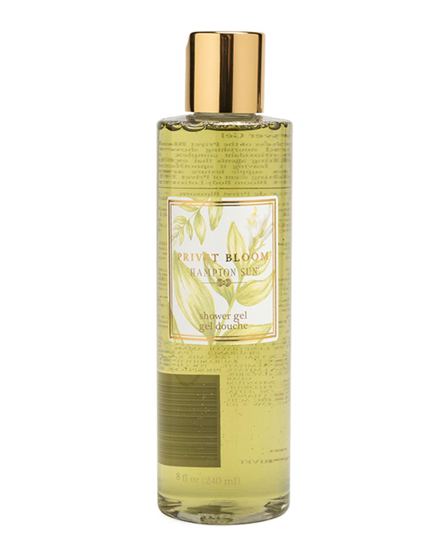 8 oz. Privet Bloom Shower Gel