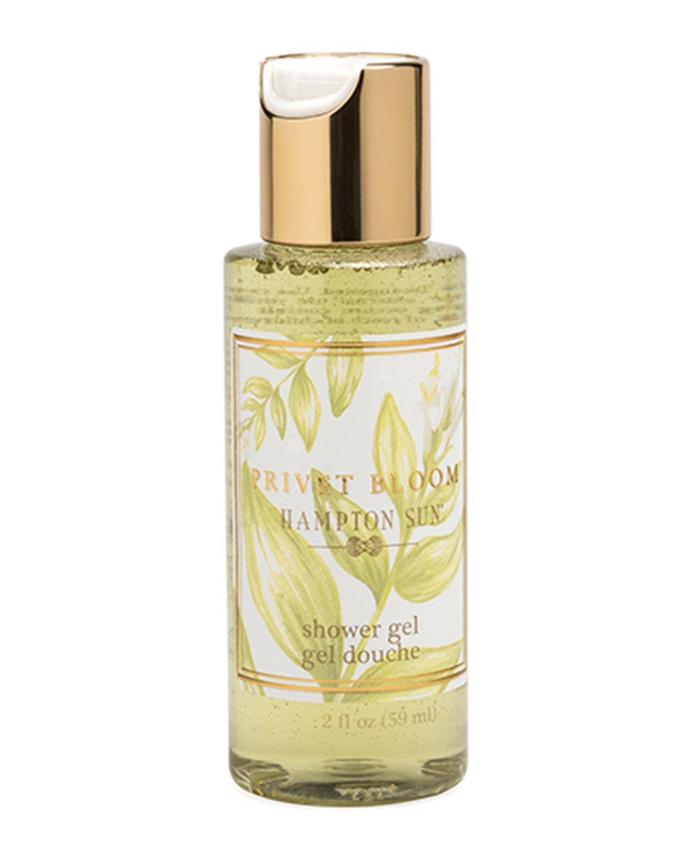 2 oz. Privet Bloom Shower Gel
