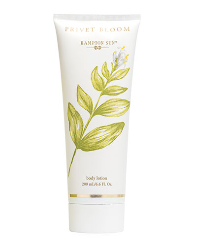 Privet Bloom Body Lotion, 6.6 oz./ 195 mL