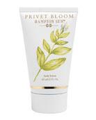 Hampton Sun Privet Bloom Body Lotion, 2 oz./