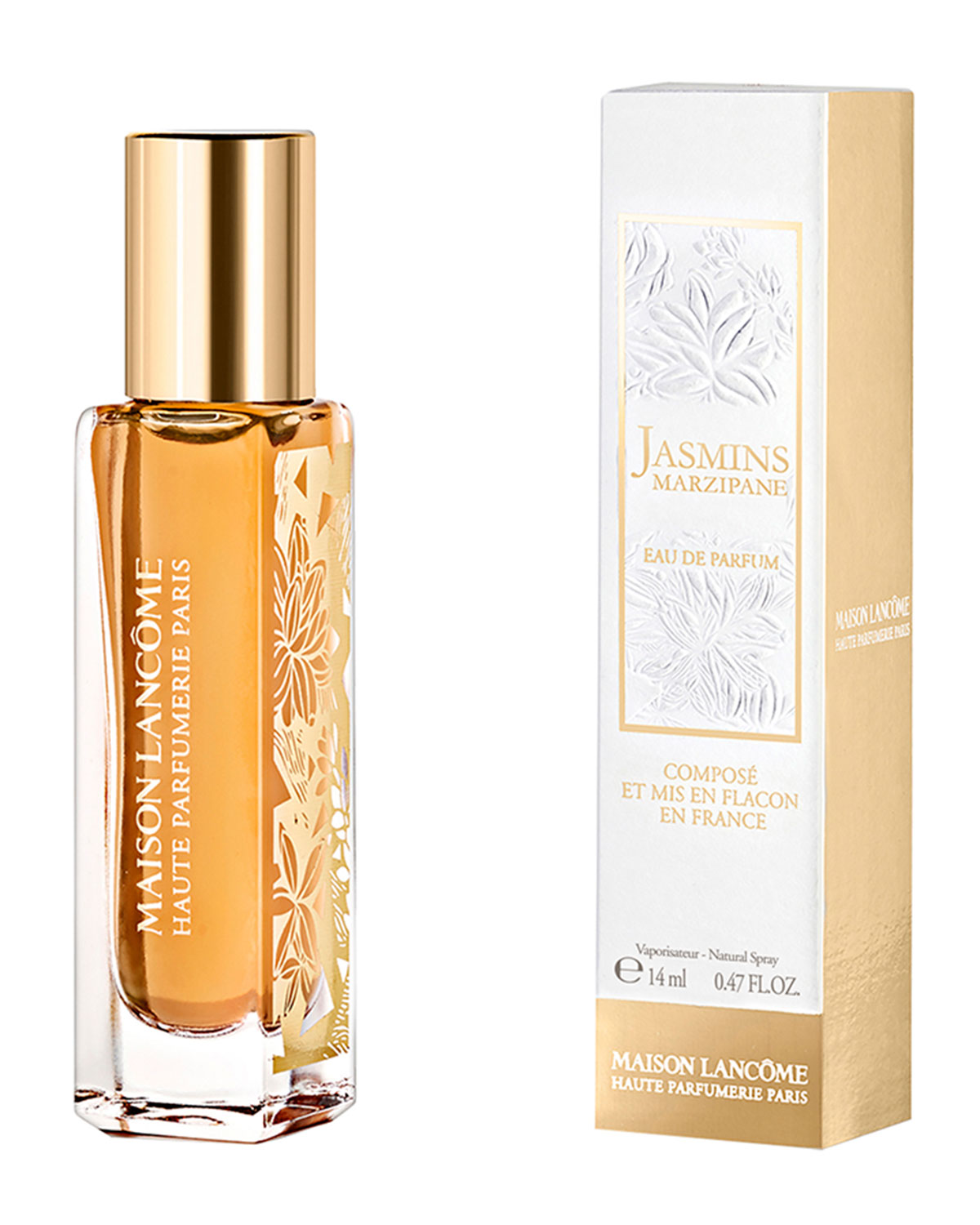 Maison Lancome Jasmins Marzipane Travel Spray Perfume, 0.5 oz. / 15 mL