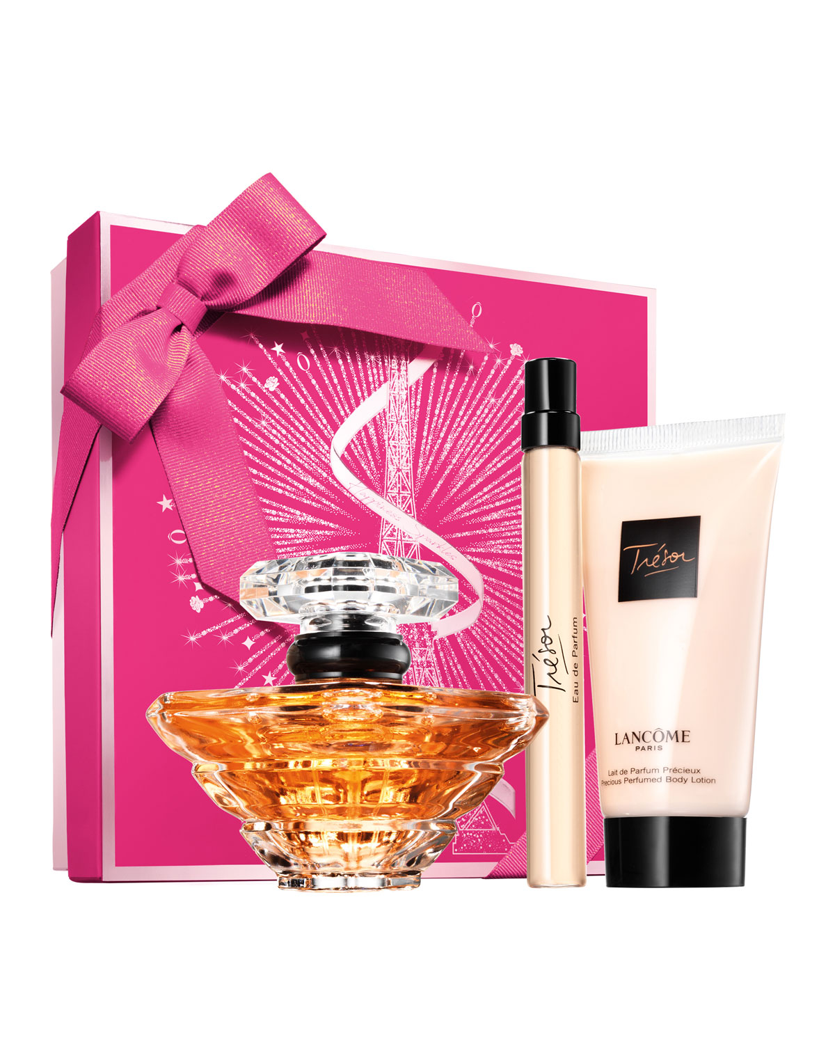 Lancôme TR & #233SOR MOMENTS SET HOLIDAY COLLECTION ($116 VALUE)