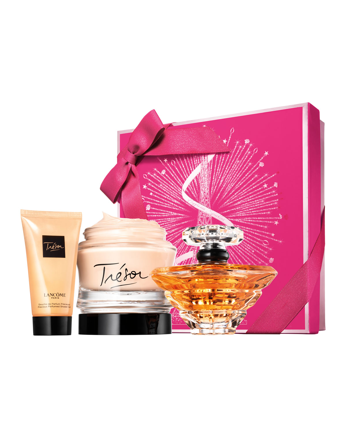 Lancôme TR & #233SOR INSPIRATIONS SET HOLIDAY COLLECTION ($190.50 VALUE)