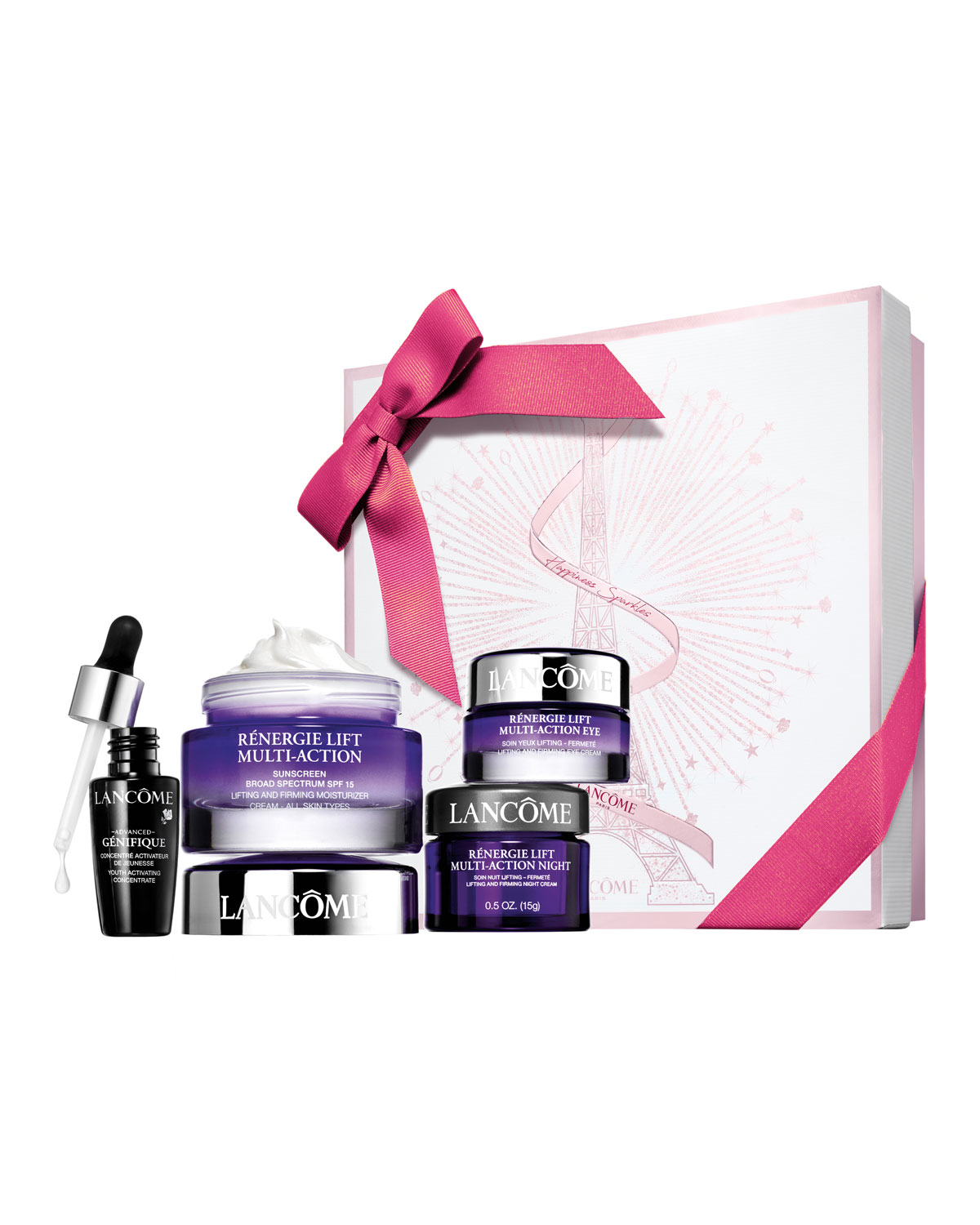 Lancôme VISIBLY LIFTING, FIRMING & TIGHTENING REGIMEN R & #233NERGIE LIFT MULTI-ACTION COLLECTION ($218.50 V