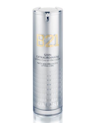 B21 Soin Extraordinaire Neck and Decollete Lifting Cream, 1.7 oz./ 50 mL