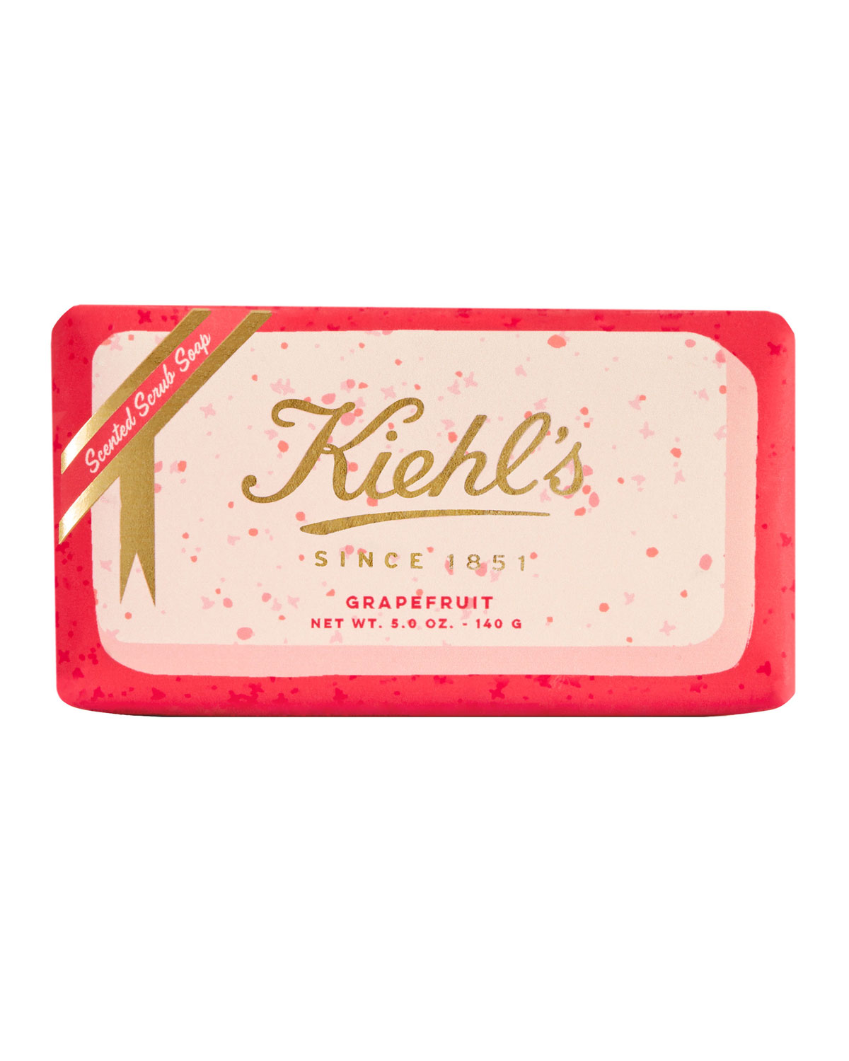 Kiehl's Since 1851 LIMITED EDITION GRAPEFRUIT SCENTED SOAP BAR