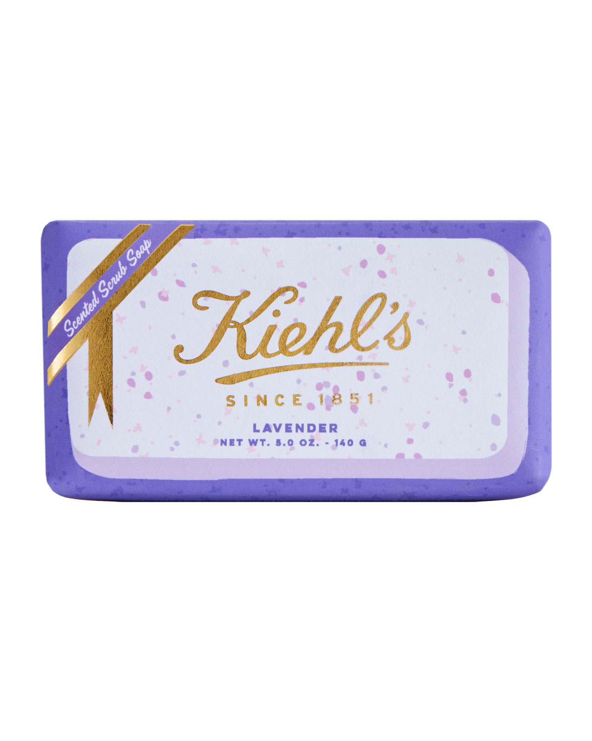 Kiehl's Since 1851 LIMITED EDITION LAVENDER SCENTED SOAP BAR