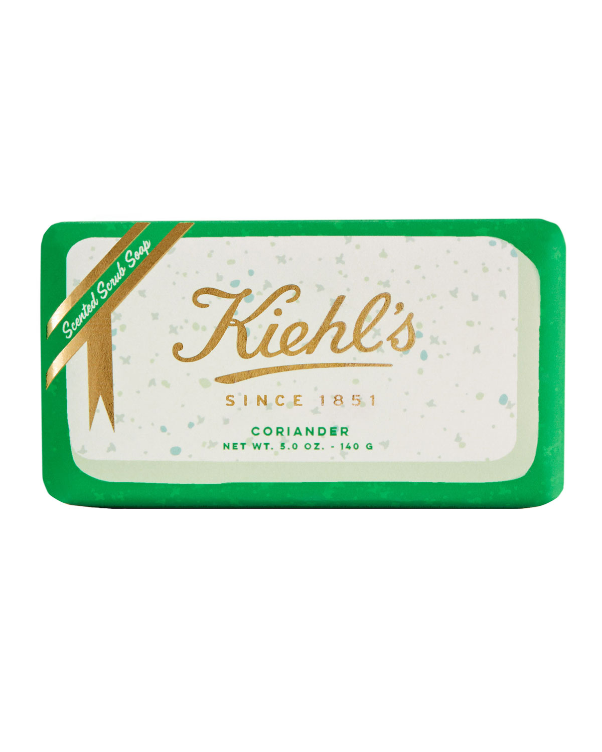 Kiehl's Since 1851 LIMITED EDITION CORIANDER SCENTED SOAP BAR