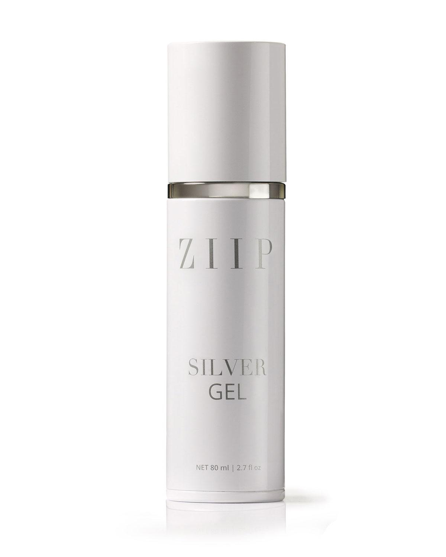 ZIIP Silver Gel, 2.7 Oz./ 80 Ml