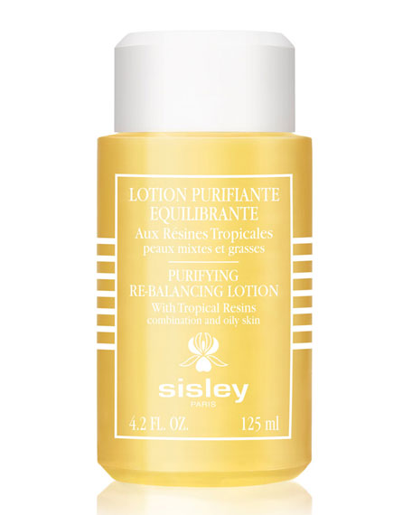 Sisley-Paris 4.2 oz. Purifying Re-Balancing Lotion With Tropical Resins